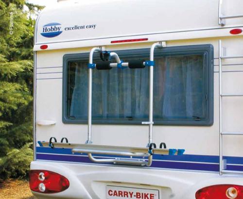 Купить онлайн Задняя стойка для каравана для хобби от 03 на 2 велосипеда, макс. Нагрузка 50 кг