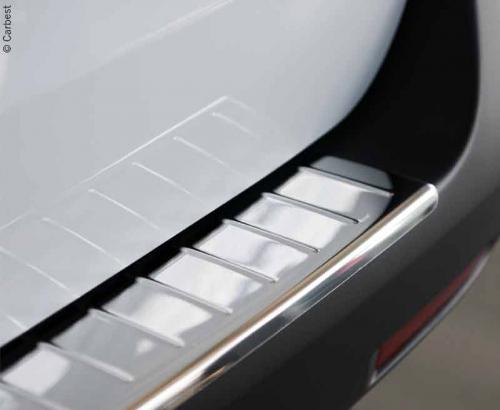 Купить онлайн Защита бампера из нержавеющей стали для VW Crafter с 2017 года
