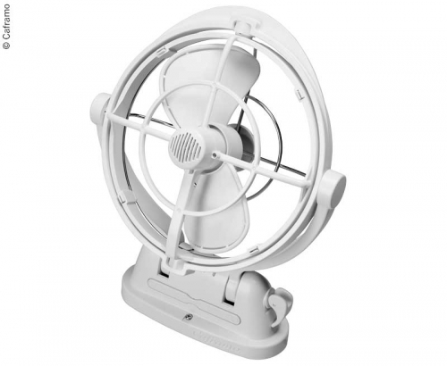 Купить онлайн Вентилятор салона Sirocco II Elite 12 V