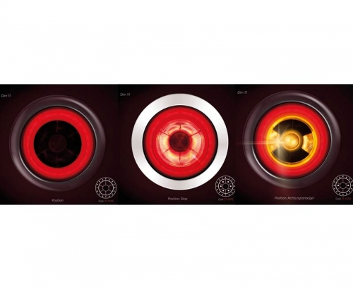 Купить онлайн Полностью светодиодные фонари заднего хода, базовый модуль