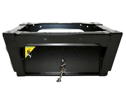 Купить онлайн Сейф для VW Crafter - доступ через переднюю дверь