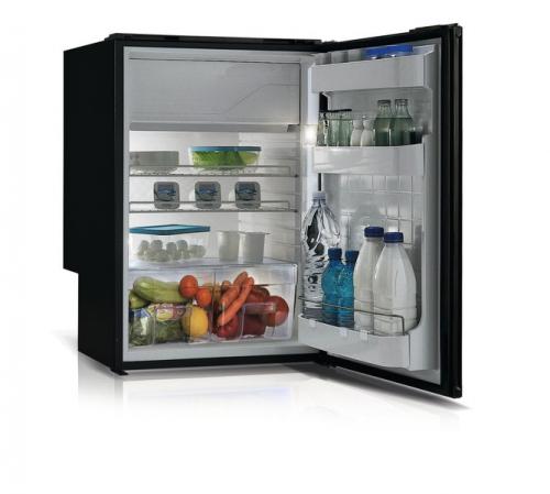 Купить онлайн Холодильник компрессора Vitrifrigo 115л + 17,5л, серый