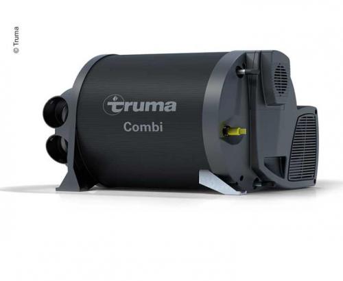 Купить онлайн Трума с подогревом - Combi 4 CP plus 12V, 30 мбар