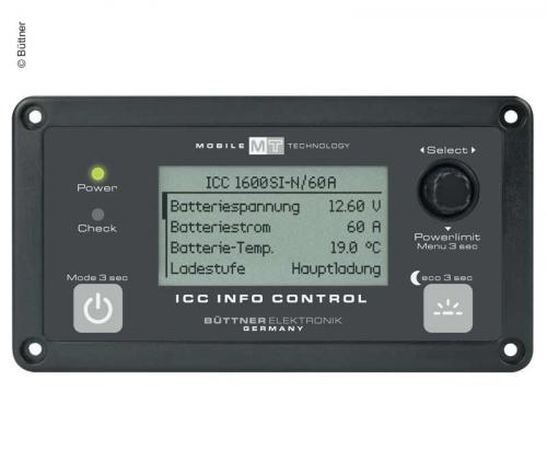 Купить онлайн ICC Info Control, 130x70x35 мм