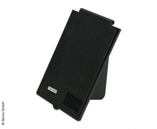 Купить онлайн Сменная крышка, черная, прямоугольная, для входной розетки CEE