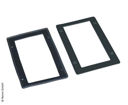 Купить онлайн Резиновая прокладка для прямоугольной розетки CEE, черная