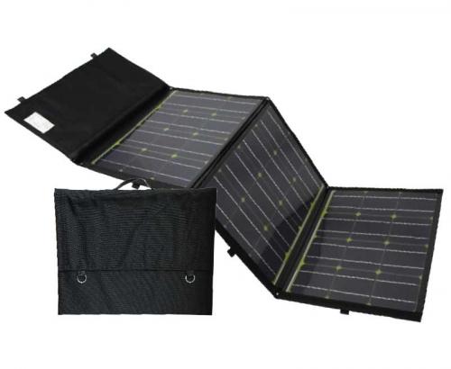 Купить онлайн Монокристаллическая, складная солнечная панель 180 Вт