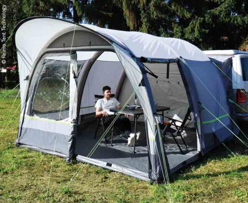 Купить онлайн Автобусная палатка Tour Cap Air II, монтажная высота 180-255см