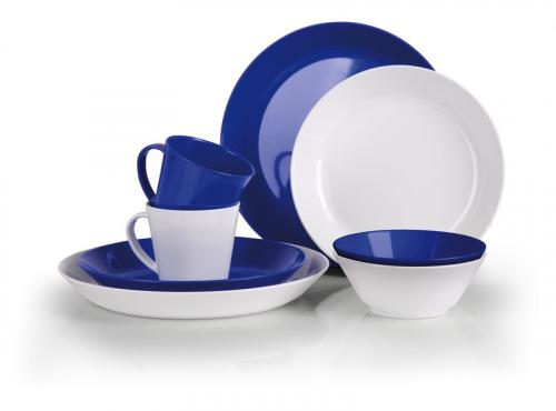 Купить онлайн Набор столовых приборов SAVE THE OCEAN, 8 штук, для 2 человек.