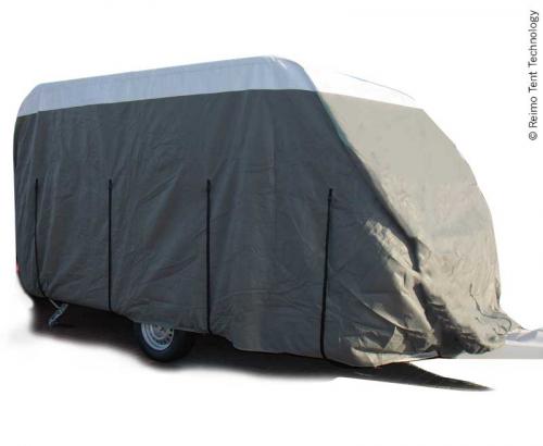 Купить онлайн Защитная крышка для каравана PREMIUM, длина 580-640 см, для ширины каравана до 230 см