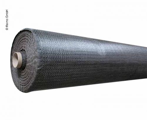 Купить онлайн Тент ковровый Isabella Design Dawn 5.5x2.5м серый