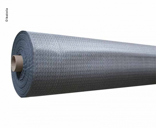 Купить онлайн Тент ковровый Isabella Design Flint 5.5x2.5м темно-серый