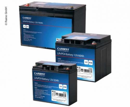 Купить онлайн LiFePo4 аккумулятор от Carbest