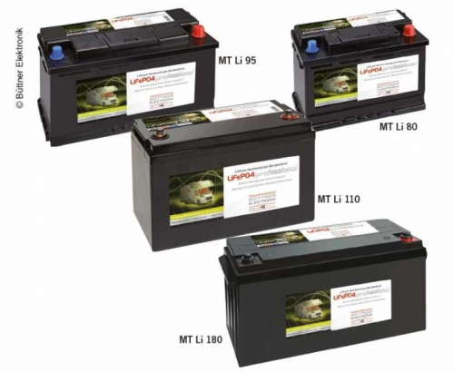Купить онлайн LiFePo4 бортовой аккумулятор