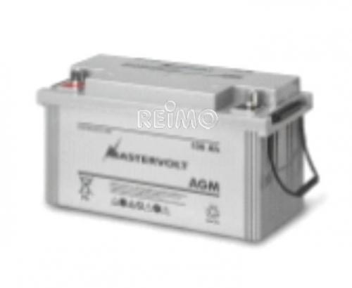 Купить онлайн Аккумулятор Mastervolt AGM 12 / 130-270 Ач