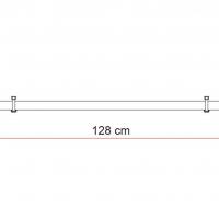 Купить онлайн Дополнительный рельс Rail Quick Pro серый