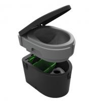 Купить онлайн Уличный компостный туалет 51,5х34,5х44 см