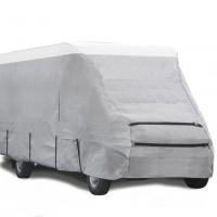 Купить онлайн Защитный чехол для автодома L650cm B240cm H270cm, серый, TYVEK
