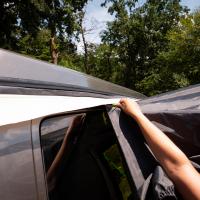 Купить онлайн Tour Breeze Air S надувной тент